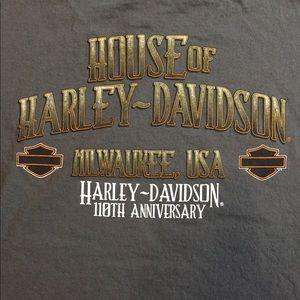 👀 2XL Harley-Davidson T-shirt